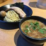 つけ麺 雀 - 特製つけ麺♪~ヽ( ´θ.`)ノ¥1080円