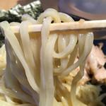 65337984 - 麺あっぷd( ̄、  ̄)ノ