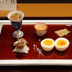平花とんぼ - 前菜