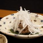平花とんぼ - 初ガツオのタタキ