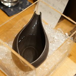 平花とんぼ - 日本酒の器