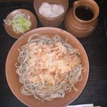グロッケンシュピール - おろし蕎麦 大盛り