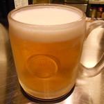 金玉満堂 - 生ビール(ハートランド)