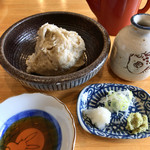 林檎舎 - ★★★ 蕎麦がき