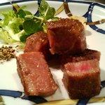 銀座うかい亭 - うかい特選牛ステーキ