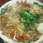 65340739 - 特製醤油ラーメン(大盛)
