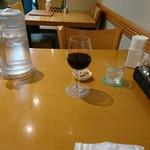 ルー・ド・メール - 赤ワインを少々(17-04)