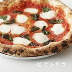 ゴイチピザ - ずっと愛され続ける理由が分かる『マルゲリータ』