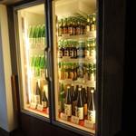 トラットリア・モキチ - ビールと日本酒