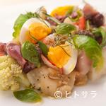 ラ セッテ - 『カッポンマグロ(リグーリア風ご馳走サラダ)』