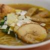 Hongarechuukasobagyorai - 料理写真:本枯中華そば@税込760円:各種トッピング(ほうれん草以外)を、自分で盛り付け後