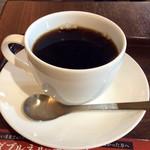 上島珈琲店 - ホットコーヒー。