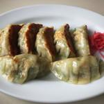 旭軒 - 焼き餃子