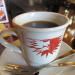 ルナ - ホットコーヒー