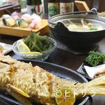 浜の家 - 魚とバターの相性抜群『魚のバター焼き』