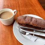 MOUNT - カフェ・オ・レ、チョコ揚げパン&パリパリチョコ