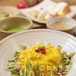 太郎茶屋 鎌倉 - ふわふわ、とろりとした食感『オムライス』
