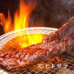 中華料理 紫光閣 - 人気メニュー『ジャンボハラミ』