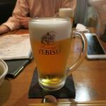 牡蠣と魚 海宝 - エビス生