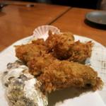 牡蠣と魚 海宝 - カキフライ