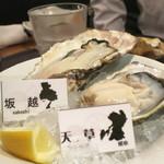 牡蠣と魚 海宝 - 追加の牡蠣