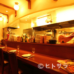 ビストロ ラシェット - ひとりの夕食にも利用しやすいお店