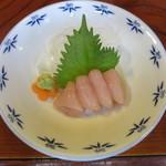 きじ亭 - 料理写真:きじ刺身 1300円(税別)