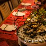 スパイラル - 全国から仕入れる牡蠣を、いろいろな食べ方で楽しめます