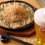 お好み焼 鉄板焼 つる次郎 - 食材にこだわった『浅草焼き』