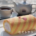 カナルカフェ - 桜をモチーフにした、新スイーツが目白押しです!