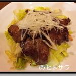 南大門 - 牛タンサラダ炒め