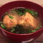 おが咲 - 揚げだし豆腐