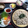 森のせせらぎ なごみ 食事処 - 料理写真:ミニスタミナ丼セット 980円