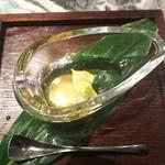 宗胡 - デザート(水と花)
