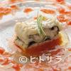 Ristorante Aroma-fresca - 料理写真:試行錯誤を重ねた『穴子の香草蒸し フレッシュトマトの香り』