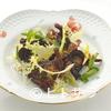RISTORANTE HAMASAKI - 料理写真:『うずらのグリル蜂蜜とバルサミコ風味 ニンジンのスフレ添え』