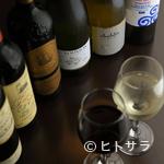 オリーヴ - こだわりの『ワイン』は赤も白も種類豊富で充実しています