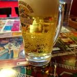 本格インドカレーChai - 生ビール