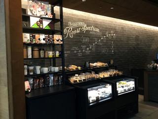 スターバックス・コーヒー  JR東海 新大阪駅新幹線ラチ内店