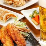 日本橋焼餃子 - 料理写真: