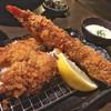 キムカツ - 料理写真:キムカツ+大海老フライ