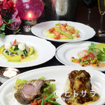 ビストロ・ぽわぶる - 特別な時間を彩る『オーダーメイドのコース料理』