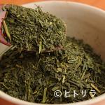 銀座 あさみ - 鯛茶漬け専用に特注でブレンドした深蒸し茶