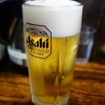 赤羽京介 - ツマミが美味しいとビールも旨い