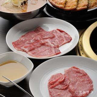 京都の味を赤坂で。出汁で食べる焼肉と京野菜に舌鼓