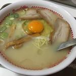 スガキヤ - プレミアムラーメン 390円