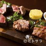 アンティカ オステリア カルネヤ - これぞ肉イタリアンの真骨頂『スーパーCARNEYAオールスターズ』