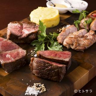 これぞ肉イタリアンの真骨頂『スーパーCARNEYAオー...