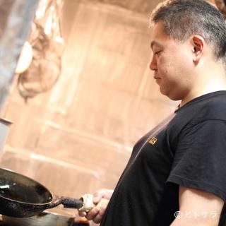 丁寧につくる琉球料理と旬の食材を取り入れた創作料理