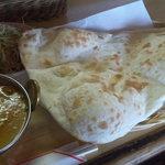 インドカレー カマナ - ランチ:チキンカレーです。